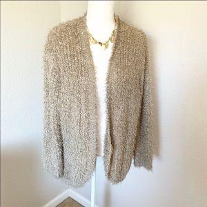 Kenzie Shag Sweater Women's Sz L